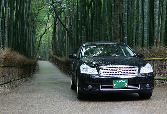 Tour Guide Chauffeurs in Kyoto