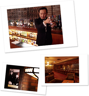 Kagami, Old Imperial Bar, foyer Photos.
