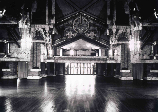 The Peacock Ballroom