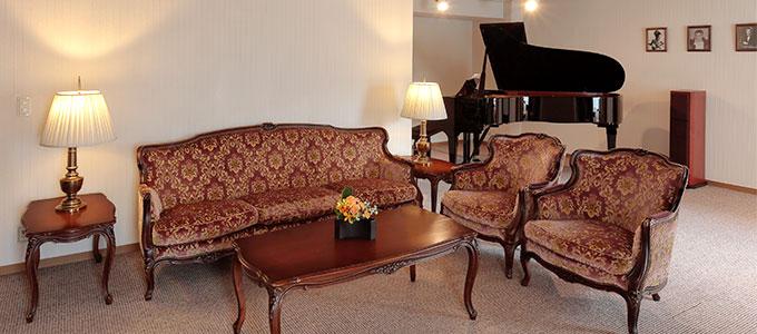 Music Room ...