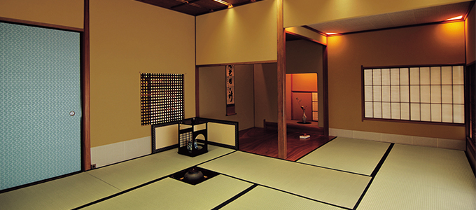 Tea Ceremony Room Quot Toko An Quot Facilities Imperial Hotel