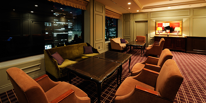 Lounge The Imperial Lounge Aqua | IMPERIAL HOTEL TOKYO ...