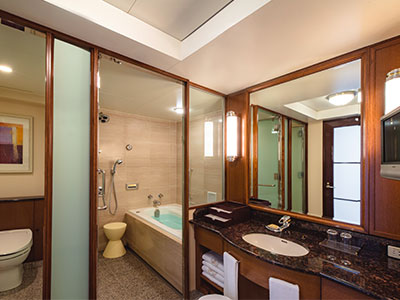 imperial floor junior suite twin