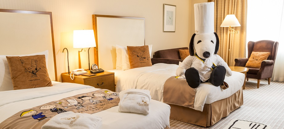 Grand Chef Snoopy Accommodations Imperial Hotel Tokyo