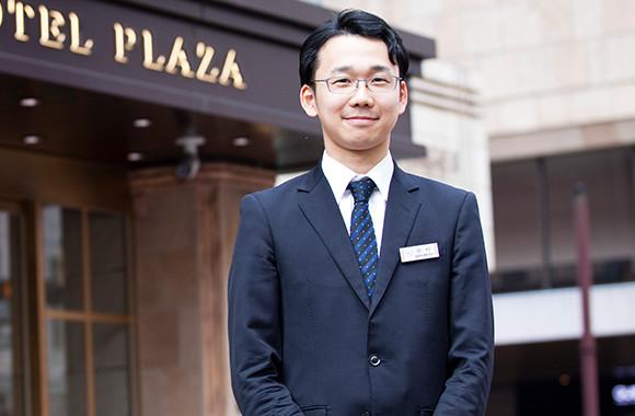 総合コース(15) | 人と仕事を知る | 帝国ホテル採用サイト