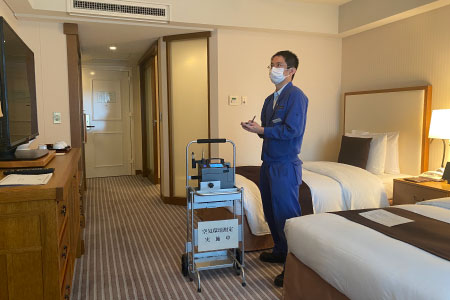 野江 コロナ 済生会 病院