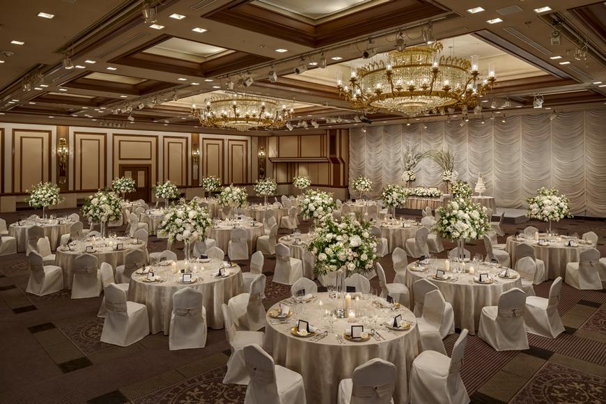 banquets ギャラリー 帝国ホテル 東京 ウエディング